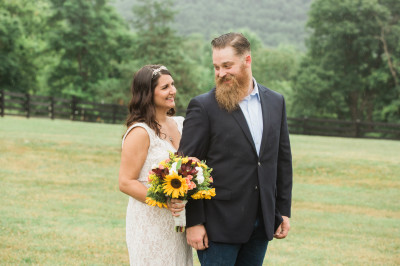 Nicole and Alex - Lydia Mountain Chapel Wedding