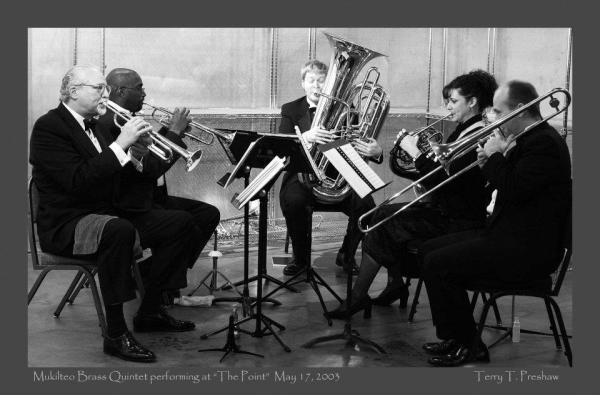 Mukilteo Brass Quintet