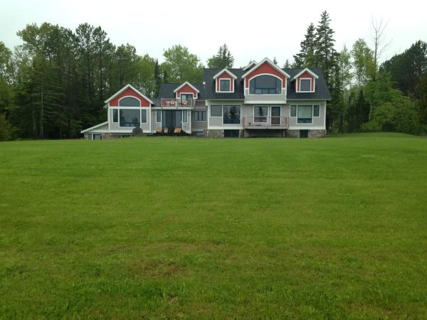Scott Pionk Landscaping  seeded lawn
