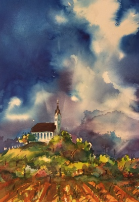 ** Church on a Hill