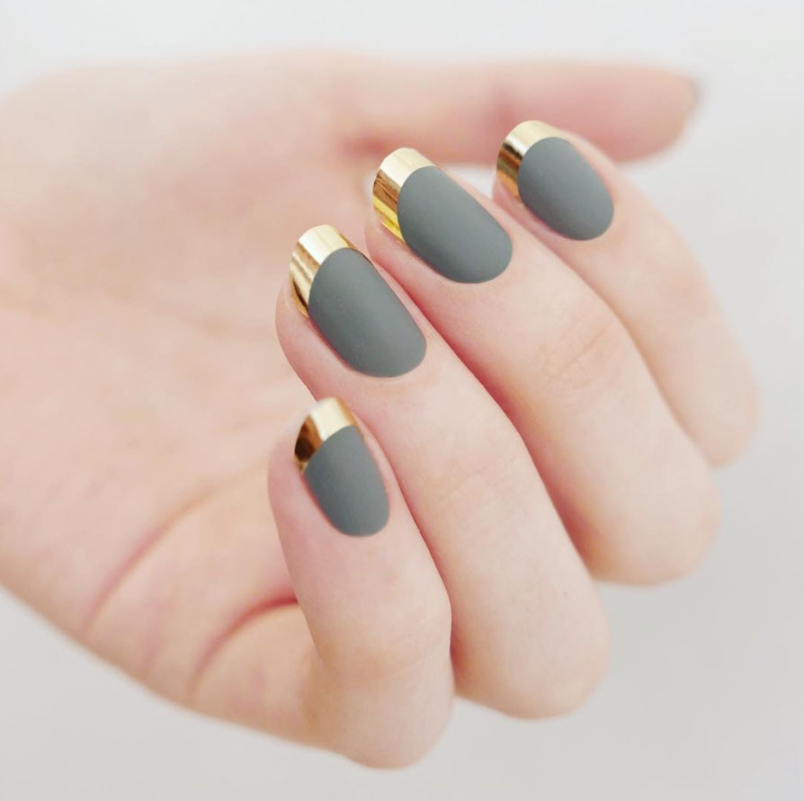 Are you care about nails?.