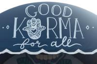 Good Karma Front Door, Good Karma, Good Karma Entrance