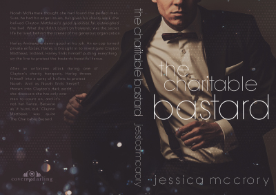 Cover reveal for THE CHARITABLE BASTARD!!!!