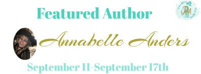 Featured author of the week: Annabelle Anders!