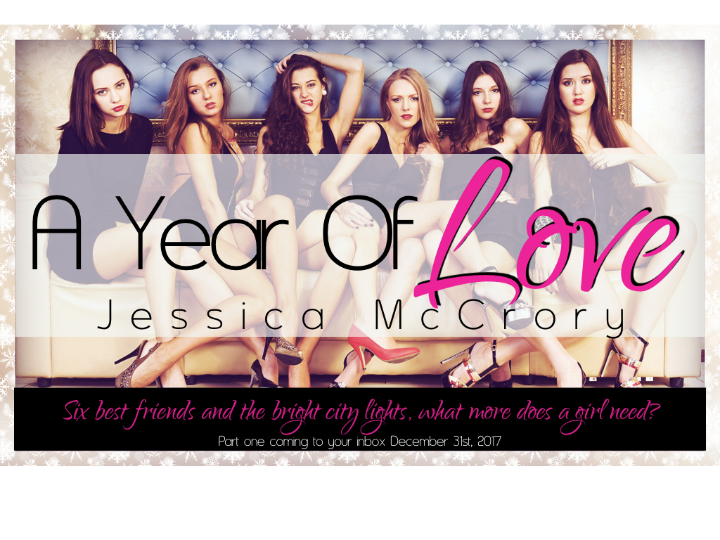 A Year Of Love: An EXCLUSIVE series specifically for newsletter subscribers!