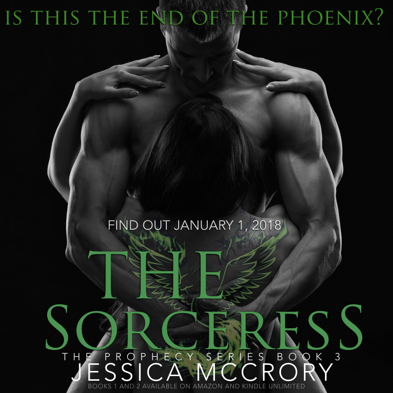 Release of The Sorceress!!!