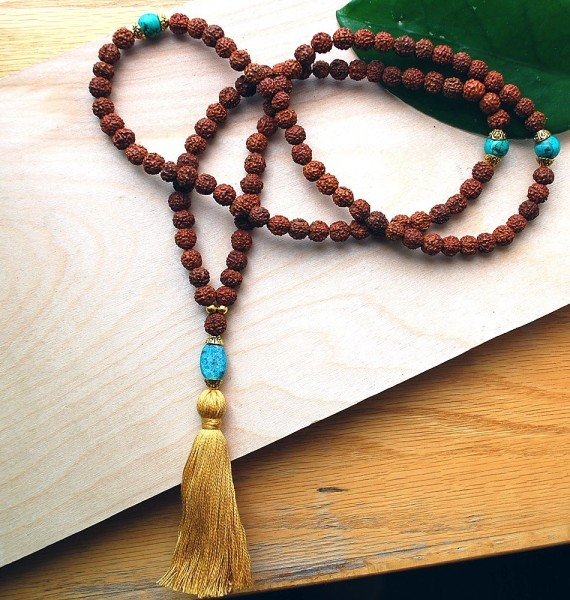Signs on your spirit path - symbols, talismans and amulets #1- Mala Beads