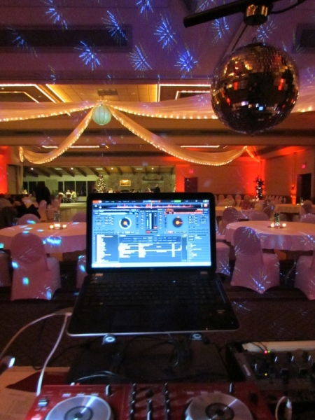 Music for Staff Party in Halifax, Nova Scotia
