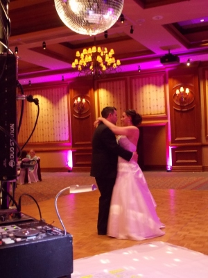 Bride & Groom 1st Waltz in Halifax, Nova Scotia