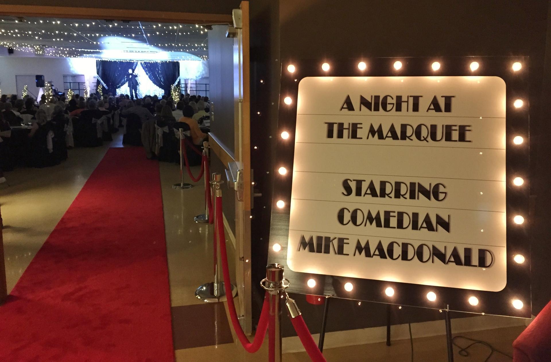 Comedy Night - Mike MacDonald