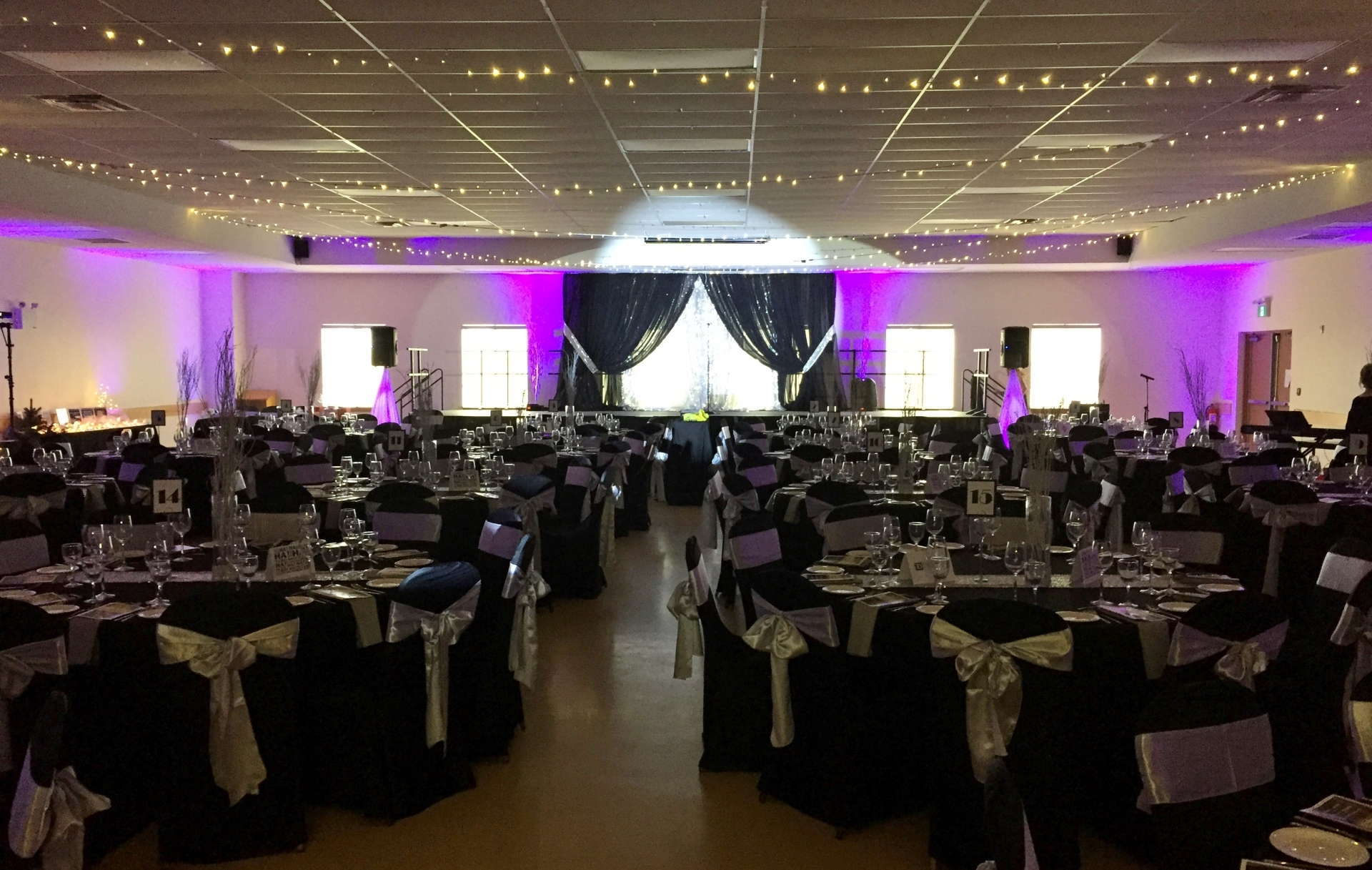 "Gala Events - ""A Night at the Marquee"""