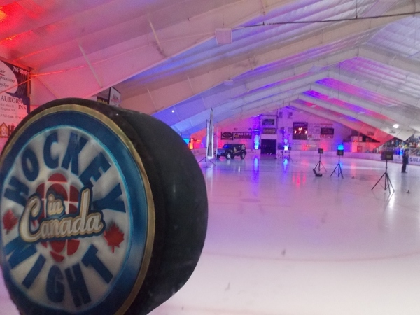 Kraft Hockeyville - Kingston, Nova Scotia
