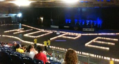 Relay for Life in Yarmouth, Nova Scotia