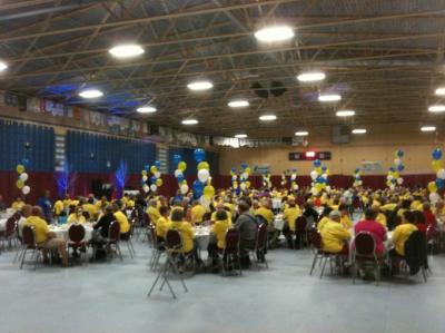 Meal for the Survivors at Relay for Life