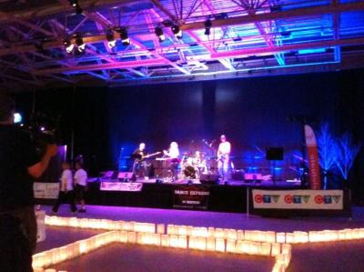Main Stage - Relay for Life - Yarmouth, Nova Scotia