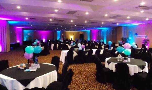 Theme Prom in Nova Scotia