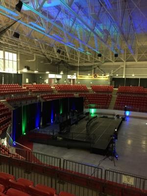 Uplighting for Wedding in Nova Scotia, Halifax