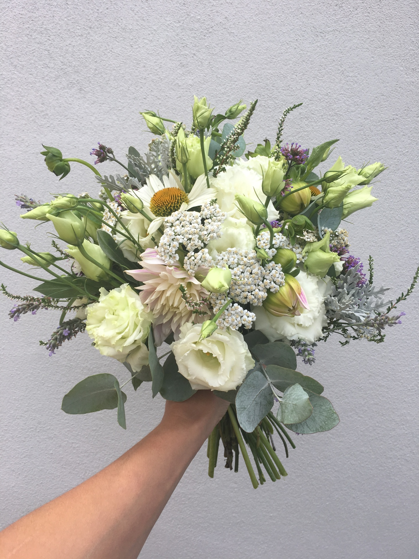Garden Flower Bouquet