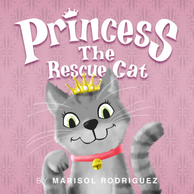 Princess the Rescue Cat