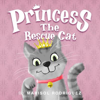 Princess the Rescue Cat