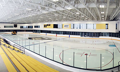 University of Colorado at Boulder Ice Arena