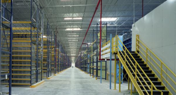 GM Parts Facility