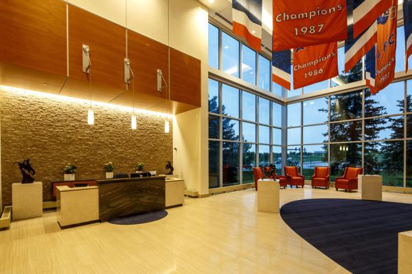 Denver Broncos HQ Remodel