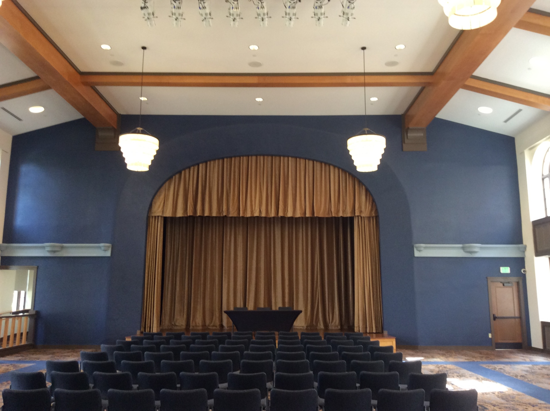 Johnson & Wales University Centennial Hall