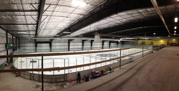 Boulder Valley Sports Complex - Ice rink