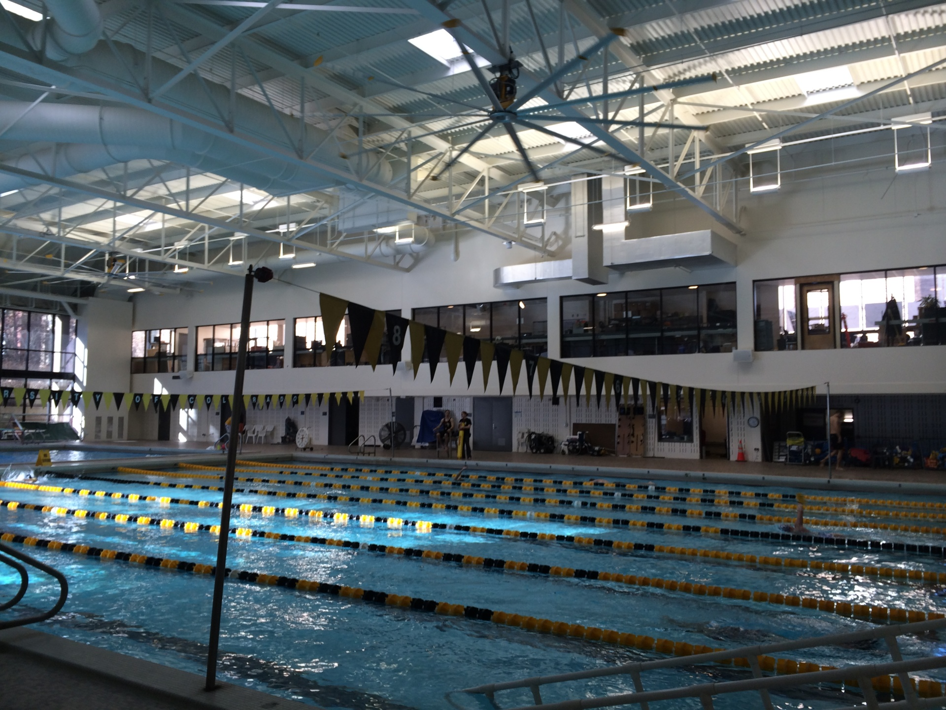 University of Colorado Natatorium