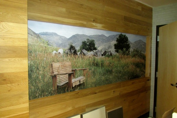 Colorado School of Mines custom mural