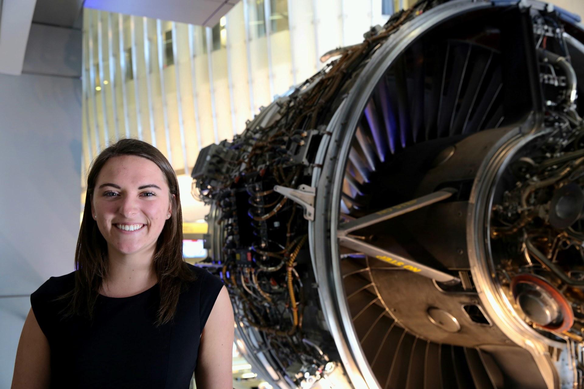 Kelsey Niehoff wins VSGC Scholarship
