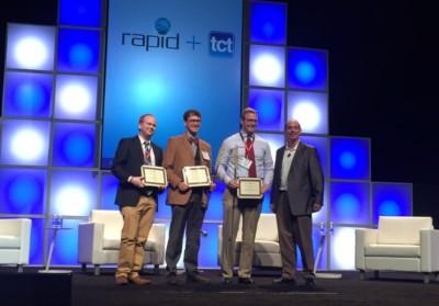 1st place - SME Digital Manufacturing Challenge