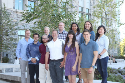 Fall 2017 Bortner Lab Research Group