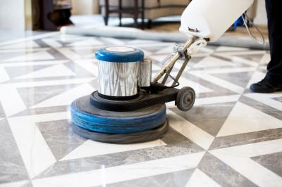 VCT Tile Maintenance