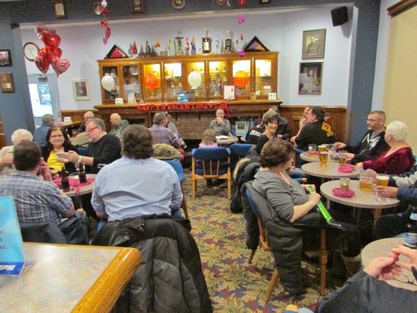 Nottingham Lounge at Branch 63