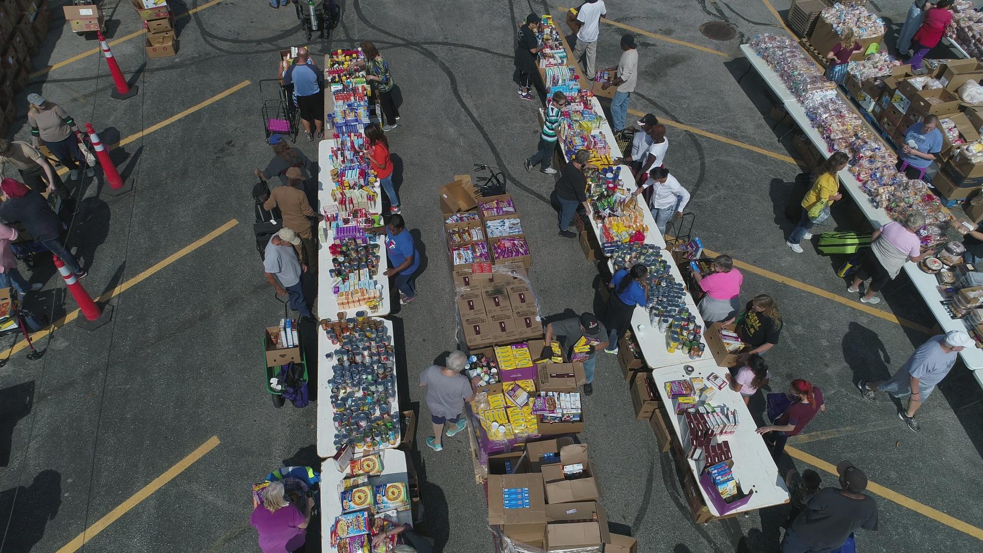 Satuday Food Giveaway 6