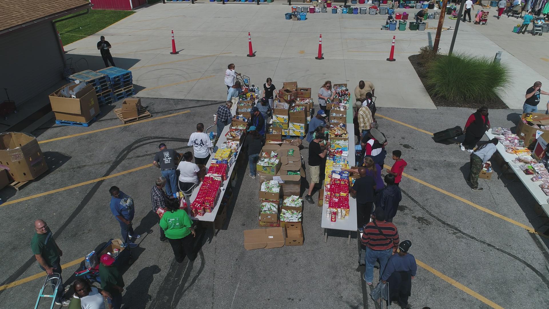 Satuday Food Giveaway 7