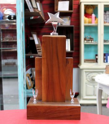 """Award1 - $190.00 18""""H x 9""""W x 5""""D"""