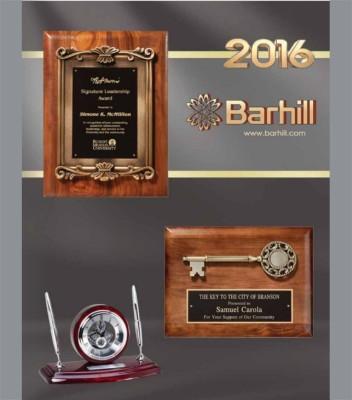 Barhill (Plaques)