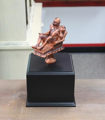 """Award4 - $75.00 10.5""""H x 6.5""""W x 6.5""""D"""