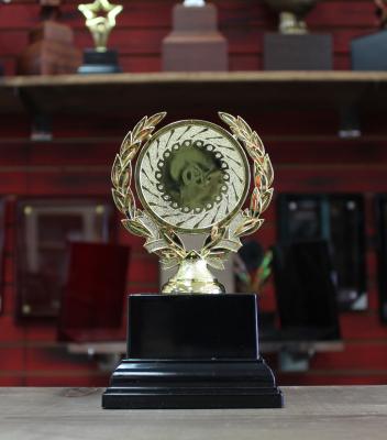 """Award11 - $27.50 7.625""""H x 4.25""""W x 4.25""""D"""