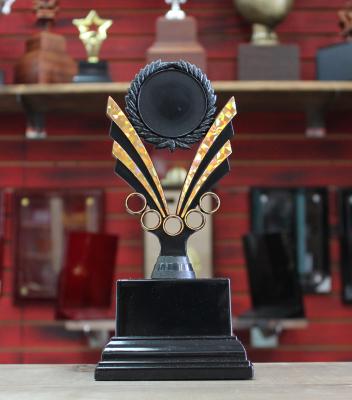 """Award13 - $27.50 9.375""""H x 4.25""""W x 4.25""""D"""