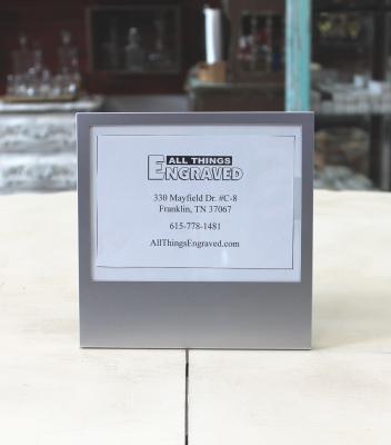 """FC-523 - $12.50 7.125""""H x 7.125""""W"""
