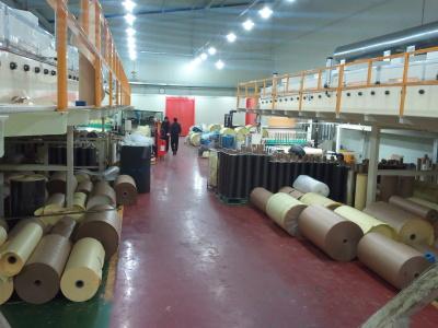 Цаас, цаасан бүтээгдэхүүний үйлдвэрлэл худалдаа