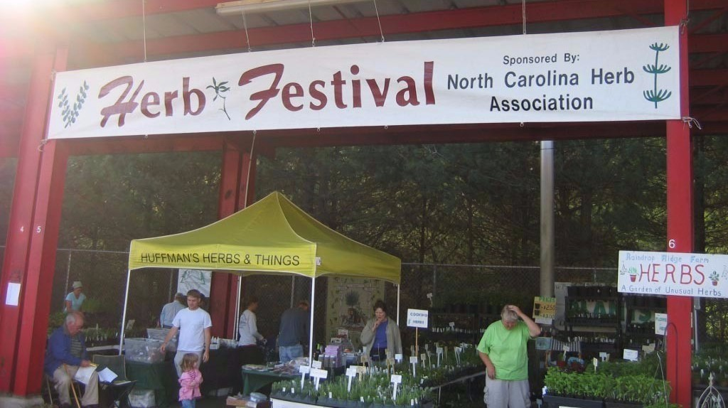 Asheville Herb Festival 2020 Welcome