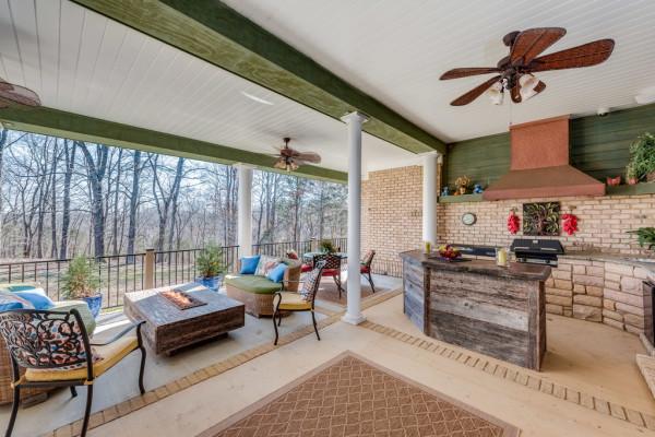 Outdoor Living Area