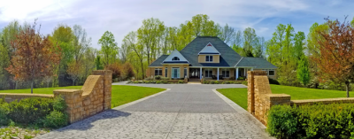 Normandy Lake Area Custom Home with 25-Acres