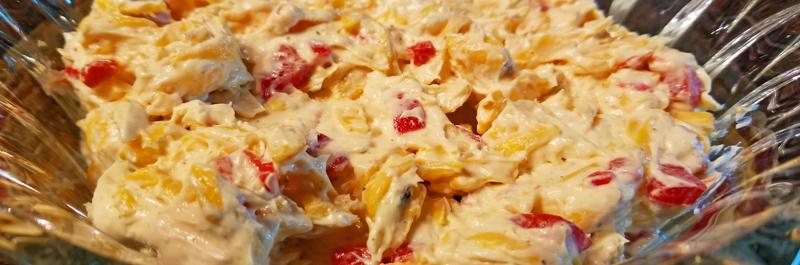 Tennessee Kickin' Pimento Cheese Recipe