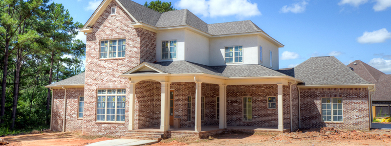 New-Home Sales Fall in October, But Are Still Up Over Long Haul